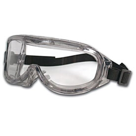 3M TEKK Professional Chemical Splash Goggle
