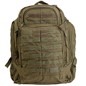 Best Bug Out Bag 5.11 RUSH72 Backpack
