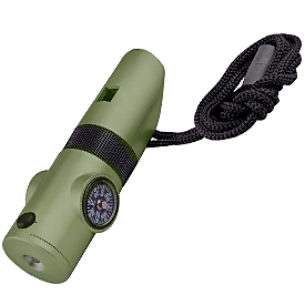 7-IN-1 Survival Whistle