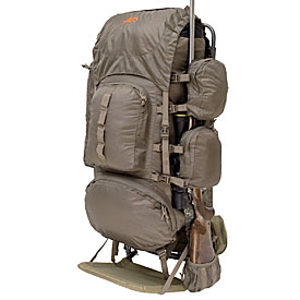 Best Bug Out Bag ALPS OutdoorZ Commander Freighter Frame Plus Pack Bag