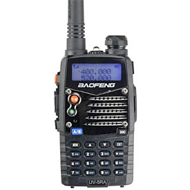 Baofeng UV5RA Ham Two-Way Radio