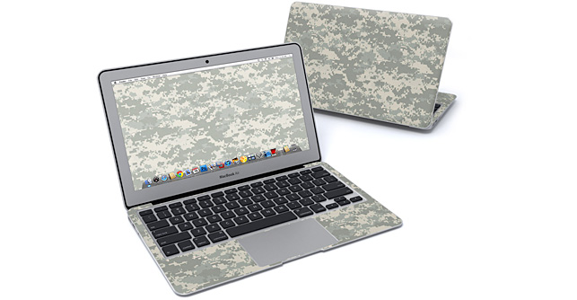 Bug Out Laptop Camo Macbook Air
