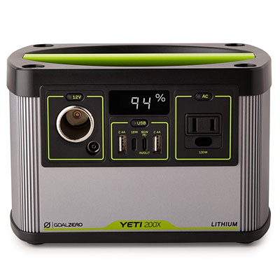 Yeti 200x Power Station Review