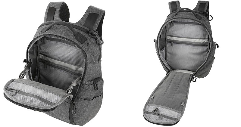Maxpedition Entity 27 Backpack Inside Features