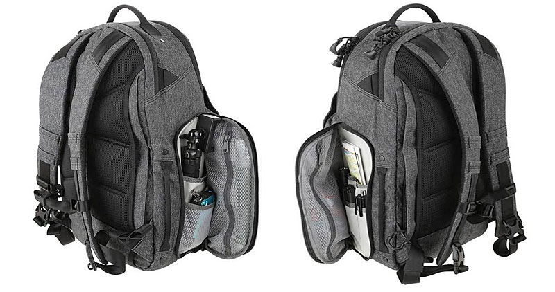 Maxpedition Entity 27 Backpack Outisde Pockets