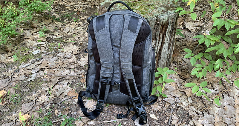 Maxpedition Entity 27 Backpack Straps