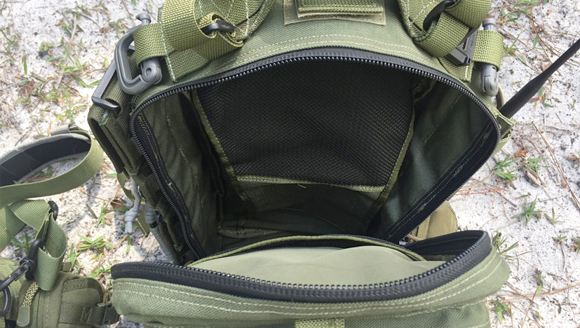 Maxpedition Falcon-II Backpack hydration pouch
