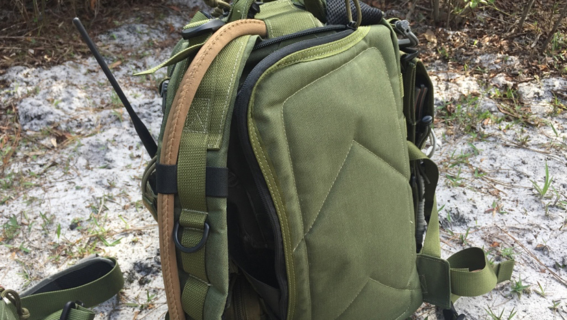 Maxpedition Falcon-II Backpack back padding