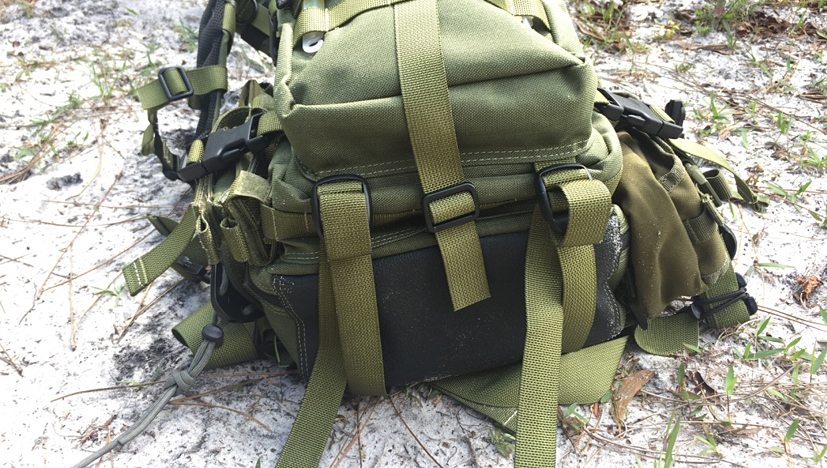 Maxpedition Falcon-II Backpack bottom