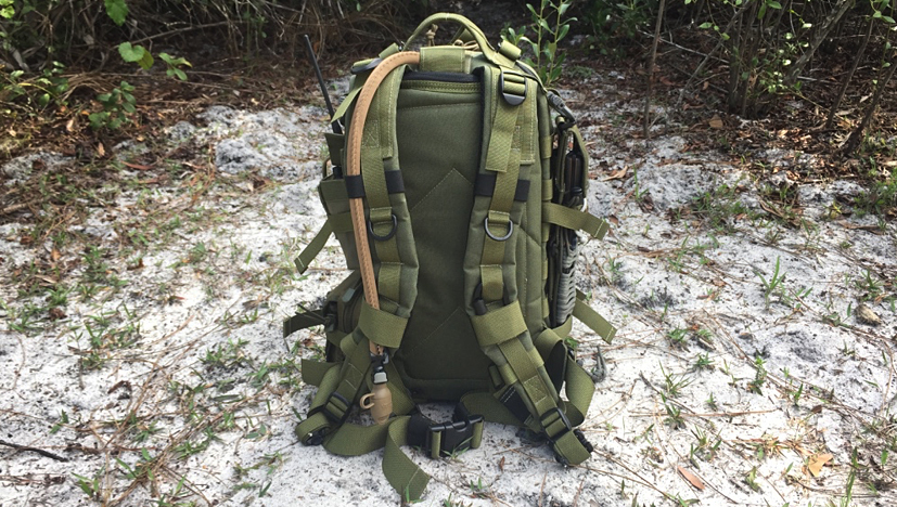 Maxpedition Falcon-II Backpack Chest Straps