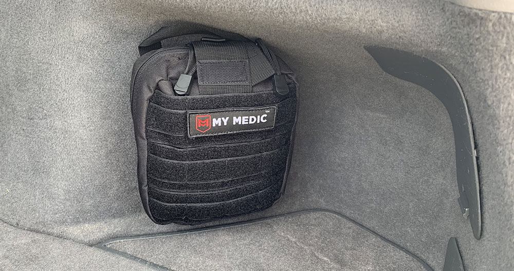 My Medic First Aid In A Trunk