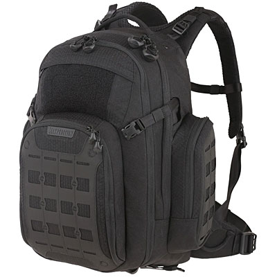 Maxpedition Tiburon Backpack is an awesome bug out bag. Front image.