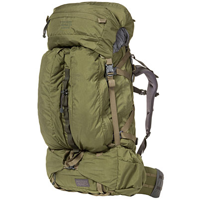 Mystery Ranch Terraplane Backpack. One of the best expedition packs ever made.