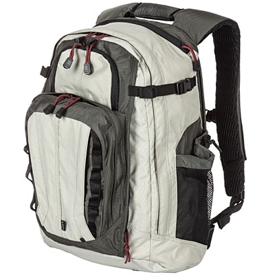 5.11 COVRT18 Backpack Front Image. The best covert greyman bug out bag out there?