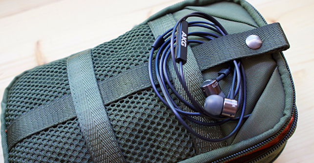 True utility Connect Every Day Carry With Headphones