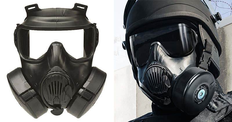 Avon C50 and M50 Mask Photos