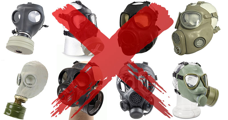 Gask masks you don't want to buy
