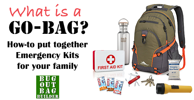 What Is Survival Bug Out Bag Builder