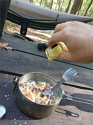 Bug Out Cookware - Oatmeal