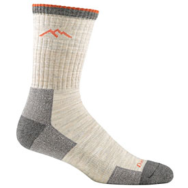 Darn Tough Men's Vermont Merino Wool Micro Crew Cushion Hiking Socks