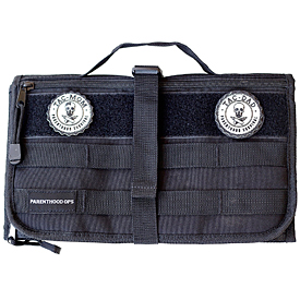 Diaper Clutch Tactical Diaper Bag