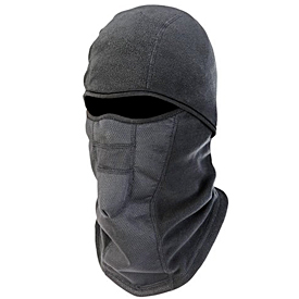 Prepare for winter storms with an Ergodyne N-Ferno Wind-Resistant Hinged Balaclava