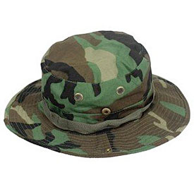 Cotton Military Boonie Hat