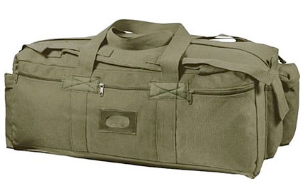 Military Style G.I. Mossad Tactical Duffle Bag