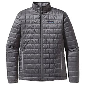 Prepare for winter storms with a Patagonia Nano Puff Mid Layer