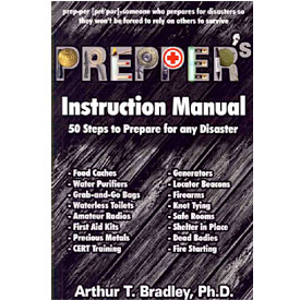 Preppers Instruction Manual