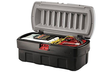 Rubbermaid 11920138 Action Packer Cargo Box, 48-Gallon