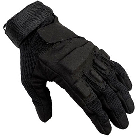 Prepare for winter storms with Seibertron Men's S.O.L.A.G. Special Ops Full Finger Tactical Gloves