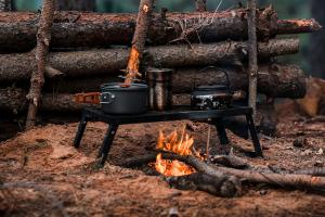 How to Cook Over a Campfire