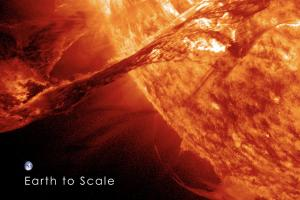 The solar storm of 2012 that almost sent us back to a post-apocalyptic Stone Age