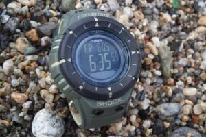 Timex Expedition Trail Compass Watch