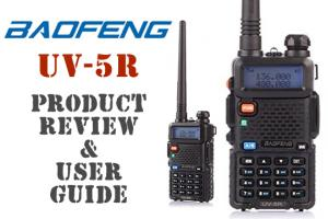 Baofeng UV-5R Review & Guide