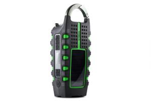 Eton Scorpion II Radio, Light, Charger