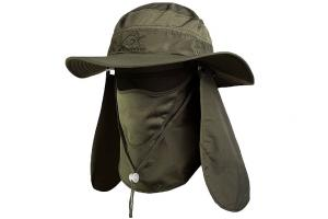 Ddyoutdoor Neck & Face Flap Wide Brim Hat Review
