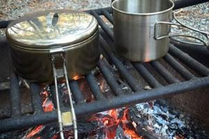 Bug Out Cookware