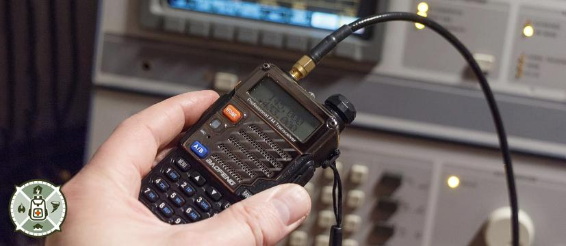 Baofeng UV-5R: Basic Setup & Emergency Frequencies