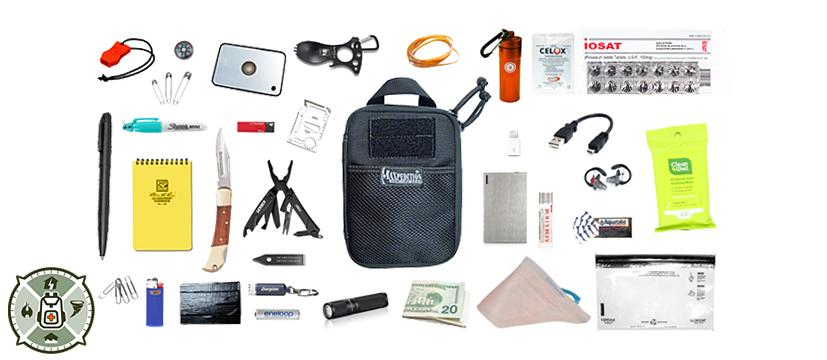 Everyday Carry EDC Bag