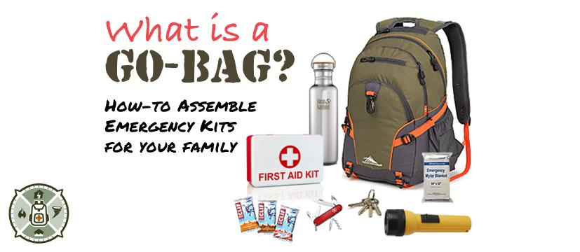 What is a Go Bag?