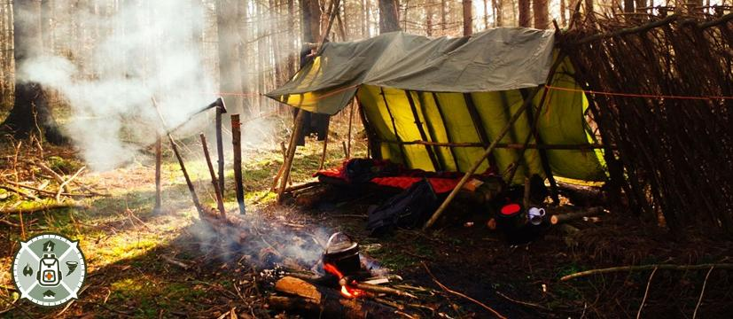 Four Tips for Building a Survival Shelter
