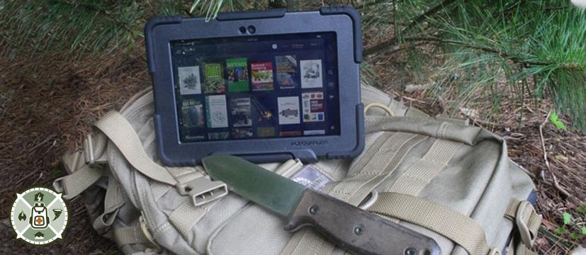 Building A Bug Out Kindle Survival Library