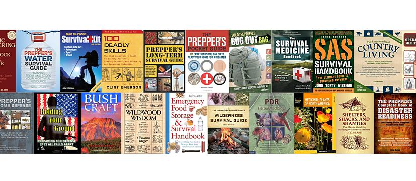 Ultimate Preppers Reading List