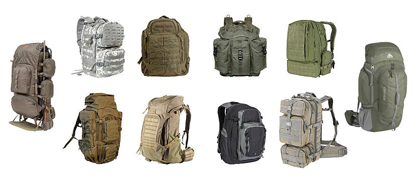 The Best Bug Out Bags | Bug Out Bag Builder