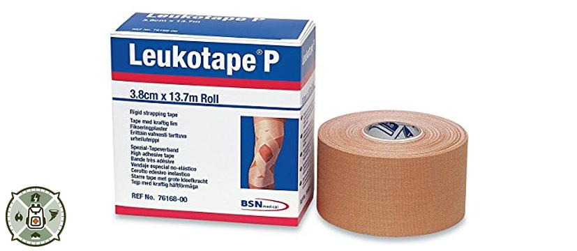 Leukotape is the Best Blister Prevention