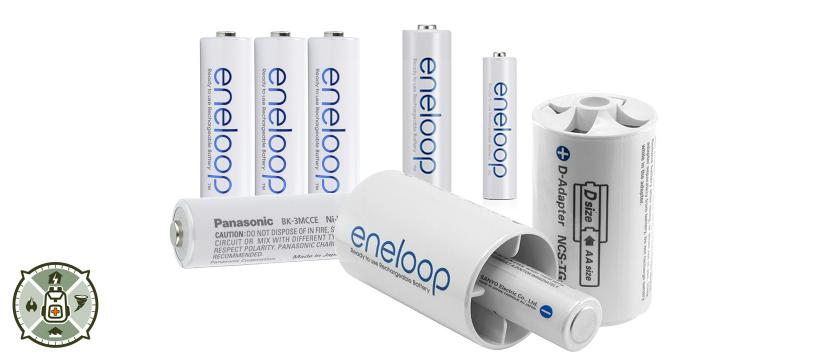 Panasonic eneloop Battery Review