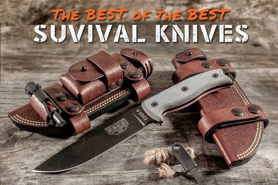 The Best of the Best Survival Knives