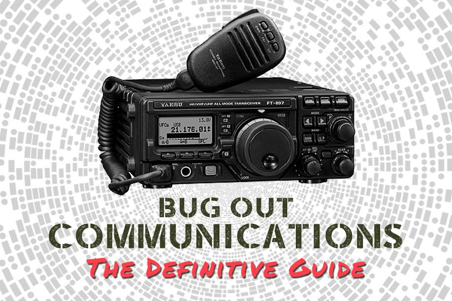 Bug Out Communications